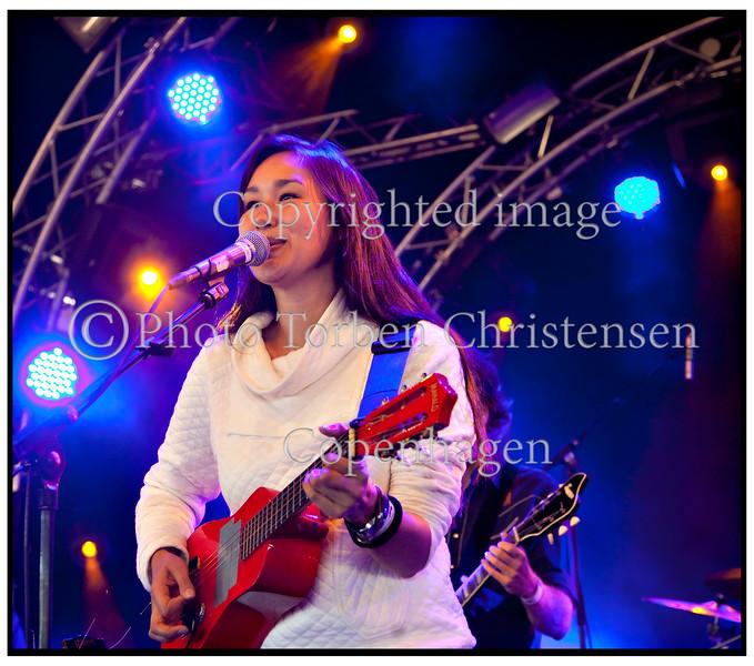 Roskilde Festival 2011, Nive Nielsen, the Deer Children