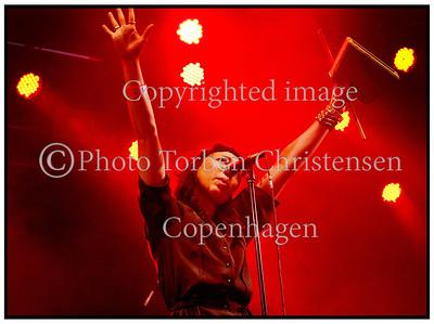Yukimi Nagano,  Little Dragon, Roskilde Festival 2011