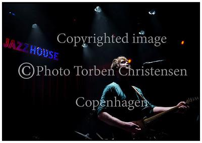 Christian Hjelm jazzhouse 2013