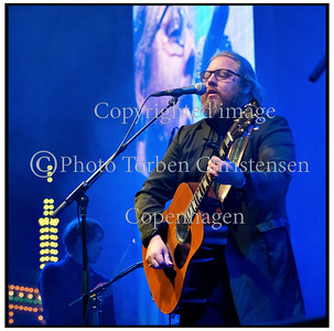 Søren Huss Fredagsrock Tivoli 2013