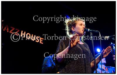 Trias med Camilla Skjærbæk, Folk  DMA Jazzhouse 2013