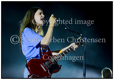 Haim  Roskilde Festival 2014