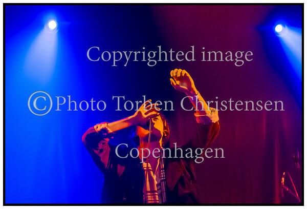 P6 Beat Rocker Koncerthuset, Elias Bender Rønnenfelt, Iceage