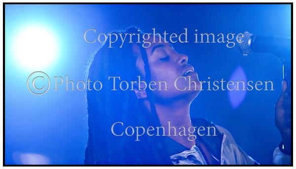 Roskilde Festival 2014, Kelela