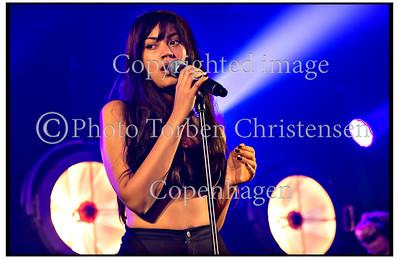 Kwamie Liv, P6 Rocker Koncerthuset 2014