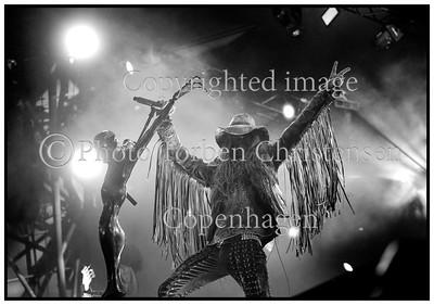 Rob Zombie Roskilde Festival 2014