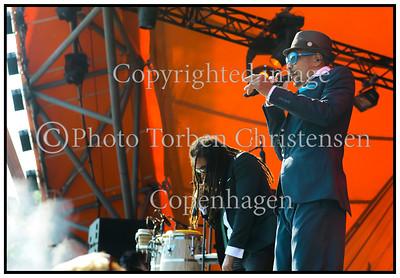 Seeed Roskilde Festival 2014