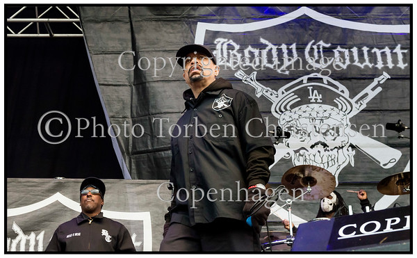 Copenhell 2015, Body CounT featuring Ice-T