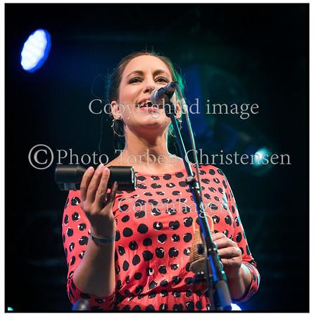 Tønder Festival 2015, Denmark, Poul Krebs & Friends, Lisa Nilsson