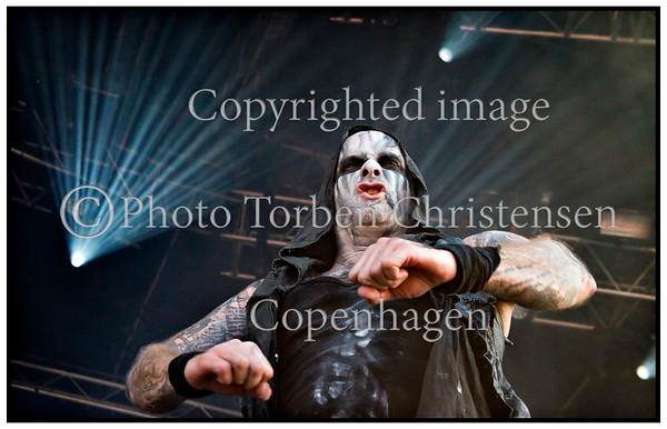 Copenhell 2015, Primordial