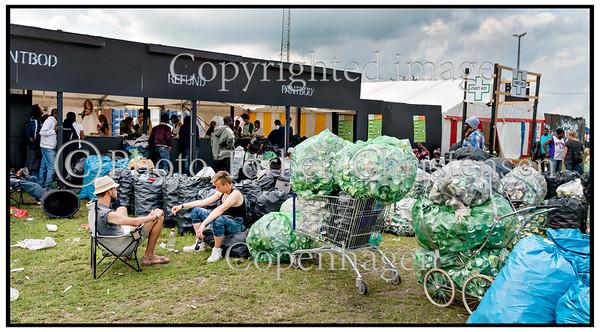 Roskilde Festival, Refund