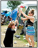 Roskilde Festival 2015, atmosphere, festival goers, beer
