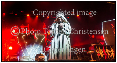 Suspekt, Fredagsrock Tivoli 2015