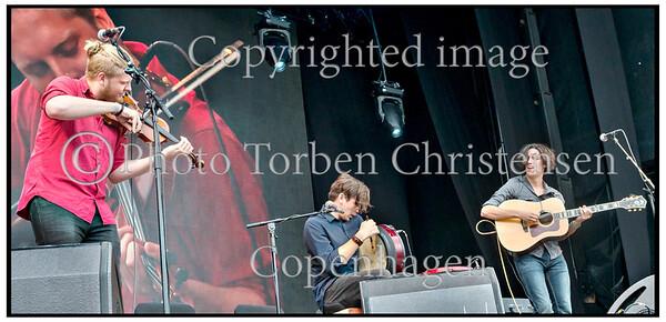 Tønder Festival 2015, Denmark, Ten Strings And A Goat Skin
