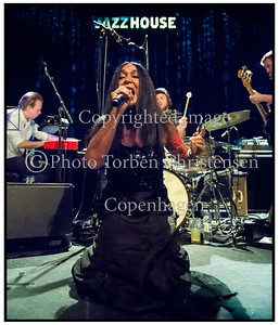 The Savage Rose, Annisette, Jazzhouse 2015