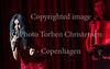 Savage Rose med Annisette i forgrunden på scenen i Det Kongelige Teater Gamle Scene 19. januar 2017 til den første af tre udsolgte koncerter