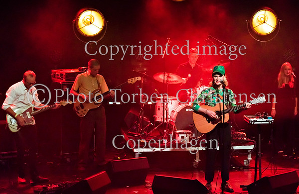Bisse, Thorbjørn Radisch Bredkjær på scenen ved  Årets Steppeulv prisuddeling i Bremen Teater 28. Januar 2017.  Photo © Torben  Christensen @ Copenhagen