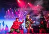 Fredagsrock 2017. Infernal med  Lina Rafn og Paw Lagermann på scenen til fredagsrock på plænen i Tivoli 5. maj 2017.  Photo © Torben  Christensen @ Copenhagen