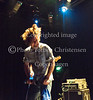 Amerikanske John Maus på scenen i Jazzhouse 14. november 2017 på den sidste aften med Jazzhouse i Niels Hemmingsensgade  Photo © Torben  Christensen @ Copenhagen