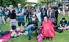 Publikum til Komos festival 17. juni 2017 i Kongens Have  Photo © Torben  Christensen @ Copenhagen