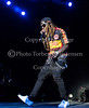 Fredagsrock 2017. US rapper Lil Wayne on stage in Tivoli Garden during Friday's Rock August 11, 2017.  Photo © Torben  Christensen @ Copenhagen