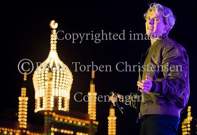 Christopher, Fredagsrock Tivoli 2018