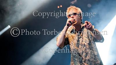 MC Einar, Fredagsrock Tivoli