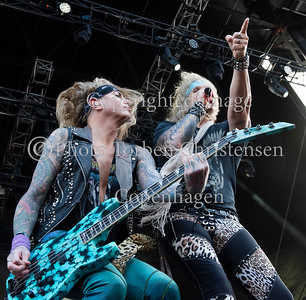 Steel Panther, Copenhell 2018