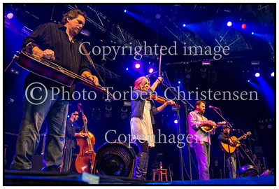 Alison Krauss and Union Station featuring Jerry Douglas, Roskildefestival 2012