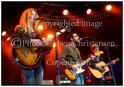 Christina Rosenvinge, Roskilde Festival 2012