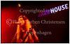 Laura Mo på scenen ved Danish Music Award Folk i Jazzhouse søndag 25. november 2012.