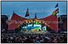 Roskilde Festival 2012,  Atmosphere, Beer, Dancing Festival goers,