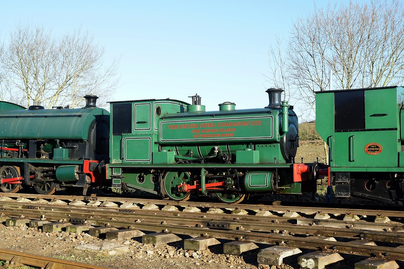 ST 1931 'The United Steel Companies Ltd' AB 0-4-0ST 17,12,2013