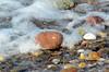 #1171  Beach stones at Sandy Neck Beach, Cape Cod, MA