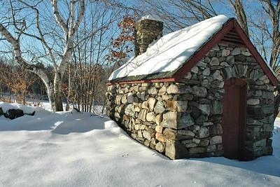 #1500  Stone House