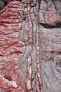Metamorphic - granite / gneiss contact