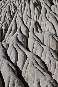 Flowing Entrada Sandstone - Wahweap Wash