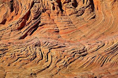 Navajo Sandstone deformation Coyote Buttes South