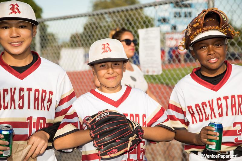 Los Angeles Rockstars Baseball Club's Community Fest & 10 Year Anniversary