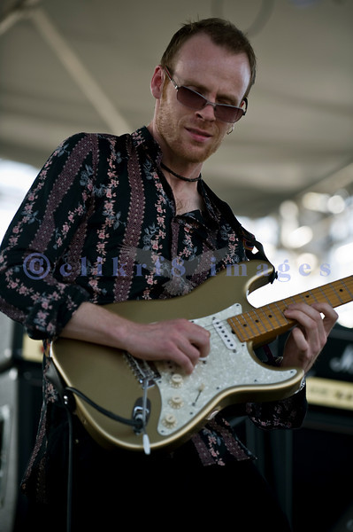 "The Winthrop Blues ranch hosted the 40th Anniversary of Woodstock aka Heroes of Woodstock in August, 2009. Joe Gooch, the only ""new"" member plays lead guitar and does vocals for Ten years After."