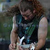 Chris Duarte and his high energy blues performed at the Mt Baker Blues Festival in 2006.