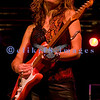 Born in Belgrade, Yugoslavia to a musical family, Ana Popovic listened to her dad's collection of blues records. An electrifying performer, she gave her all to an appreciative crowd at the Mt. Baker Blues Festival in Deming, Washington on a hot Saturday night in early August. A mom to an adorable young son, she is very kind and approachable.