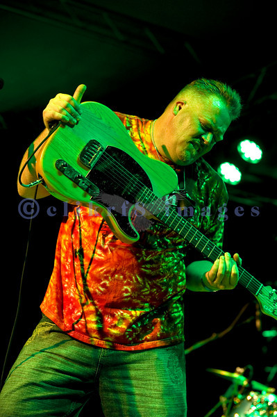 Lightnin' Malcolm is the guitar-playing half of the Juke Joint Duo the Friday night headliner at the Mt. Baker Blues Festival July 30.