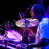 Cedric Burnside is the power-drummer half of the Juke Joint Duo, the Friday night headliner at the Mt. Baker Blues Festival July 30.