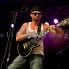 Shane Dwight from Nashville rocked the night crowd as the Saturday night closer at the Mt. Baker Blues Festival July 31.