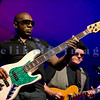 """The Average White Band, whose hits include """"Pick Up The Pieces"""", headlined Saturday night, July 30, 2011 at the Mt. Baker Rhythm and Blues Festival. Klyde Jones, bass guitar and vocals"""