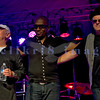 """The Average White Band, whose hits include """"Pick Up The Pieces"""", headlined Saturday night, July 30, 2011 at the Mt. Baker Rhythm and Blues Festival. Onnie McIntyre, Klyde Jones, Alan Gorrie"""