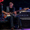 """The Average White Band, whose hits include """"Pick Up The Pieces"""", headlined Saturday night, July 30, 2011 at the Mt. Baker Rhythm and Blues Festival. Alan Gorrie, bass guitar"""