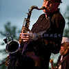 "The Average White Band, whose hits include ""Pick Up The Pieces"", headlined Saturday night, July 30, 2011 at the Mt. Baker Rhythm and Blues Festival. Fred ""Freddy V"" Vigdor, saxophone"