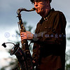 """The Average White Band, whose hits include """"Pick Up The Pieces"""", headlined Saturday night, July 30, 2011 at the Mt. Baker Rhythm and Blues Festival. Fred """"Freddy V"""" Vigdor, saxophone"""
